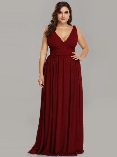 Red Bridesmaid Dresses in all Red Shade like Water Melon ...