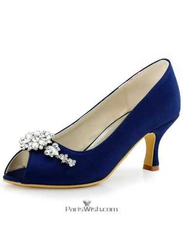 Kitten Heels,Kitten Wedding Shoes,Kitten Evening Shoes - ParisWish.com