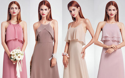 Great tips to buy affordable bridesmaids dresses